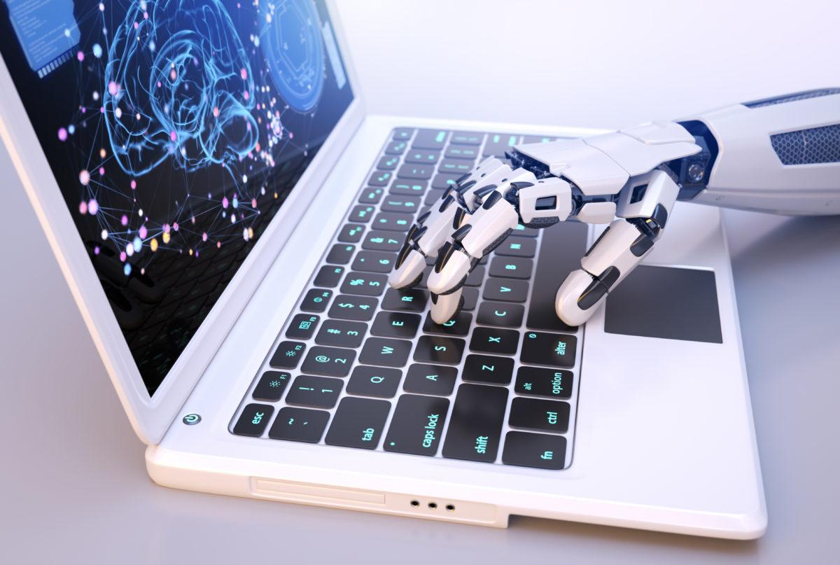 ロボットと人工知能